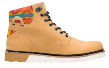 Picture Organic Jeffray Eco boots A stone/navajo