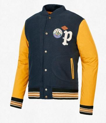 Picture Johnson jacket dark blue