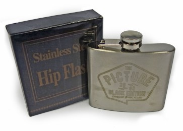 Picture hip flask bottle 5 Oz