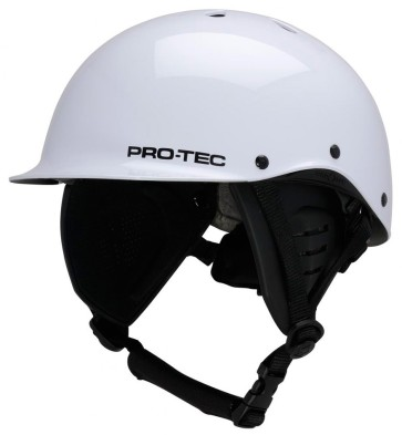 Pro Tec Two face wakeboard helmet gloss red