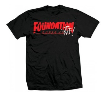 Trasher Foundation super co T-Shirt back