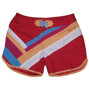 Billabong Calypso 35 female boardshort red