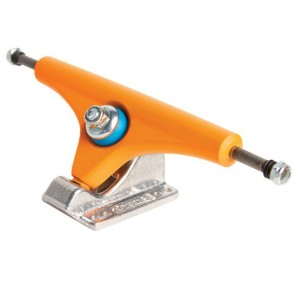 "Gullwing Charger II 10"" longboard trucks orange"