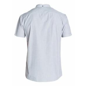 Quiksilver Wilsden Kurzarm Shirt castle rock