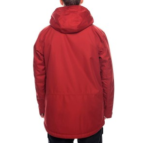 686 Anthem insulated Snowboardjacke rusty red 10K