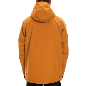 686 Coal Sunrise Snowboardjacke 20K golden brown 2020