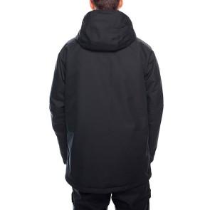 686 Geo insulated Snowboardjacke schwarz 10K