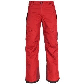 686 Infinity insulated snowboard pant rusty red 10K