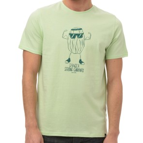 Animal Currant T-shirt green