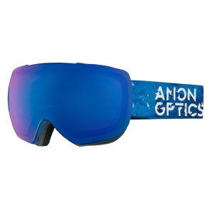 Anon MIG Snowboard Brille hikerblue/sonarblue