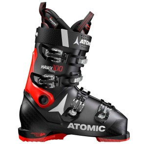 Atomic Hawx Prime 100 black-red ski boots 2019
