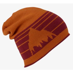 Burton Billboard beanie fired brick