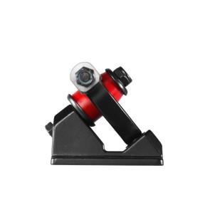 Caliber II Fifty 10'' Longboard Achsen blackout