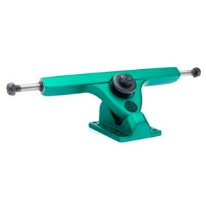 Caliber II Fifty 10'' longboard trucks midnight green