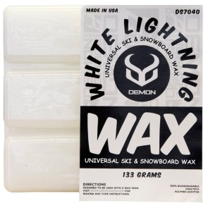 Demon White Lightening Team Ski & Snowboard Wax