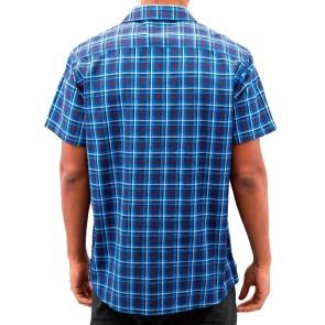 Dickies Vinton Kurzarmhemd blau