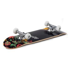 Enuff Floral Skateboard Komplett orange oder blau