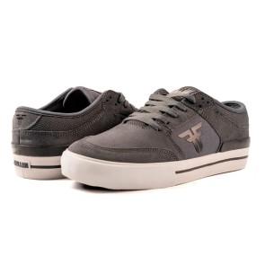 Fallen Daze shoes white / black stripes