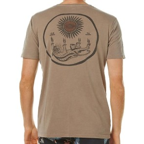Globe Pantheon T-shirt dusk