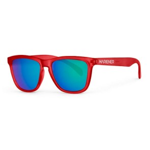 Mariener Melange Frozen red flexframe sunglasses