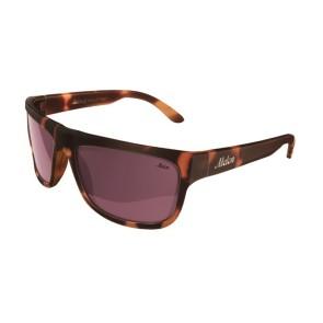 Melon Halfway tortoise brown amber polarised sunglasses
