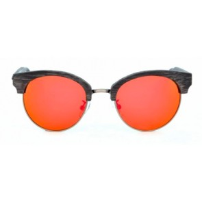 Mignon Corfu Limni sunglasses red revo