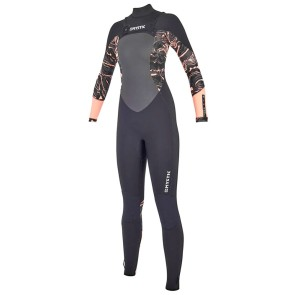 Mystic Diva Fullsuit 5/3mm back-zip women