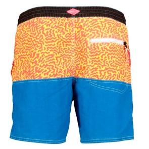 O'Neill wave cult minimal shorts grau AOP