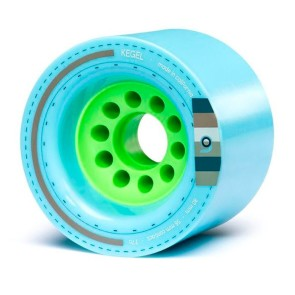 Orangatang Kegel blue longboard wheels 80 mm 77a
