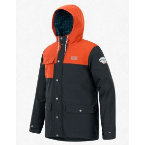 Picture Jack snow jacket black