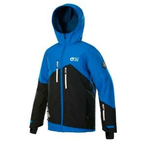 Picture Styler snowboard jacket dark blue brick 10K