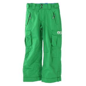 Picture Organic Twenty snowboard pant green youth