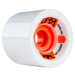 RAD Influence wheels 74 mm 77a white Max Ballesteros