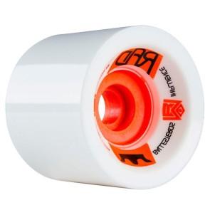 RAD Influence wheels 74 mm 77a white Max Ballesteros