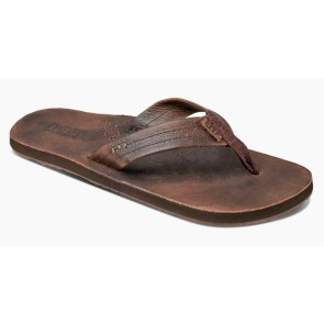 Reef Draftsman slipper chocolate