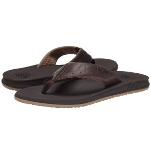 Reef Phantom LE slipper brown/dark brown