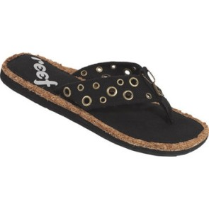 Reef Kokho slippers black