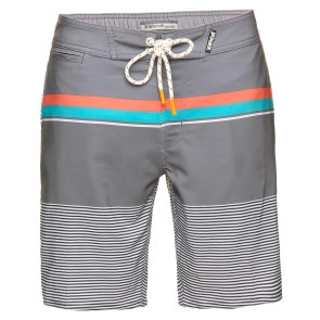 Rehall Rush R boardshort fine stripes grey