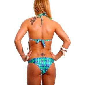 Rip Curl Coconut grove bikini cyan blue