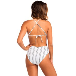 Rip Curl Summer Sway Badeanzug einteilig weiß