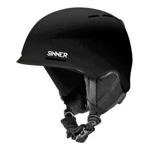 Sinner Fortune ski helmet matte black