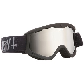 Spy Targa 3 Abyss goggle bronze silver mirror lens