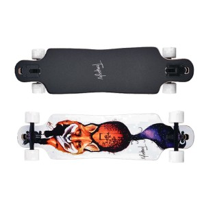 "Tempish Fox 32.5"" cruiser complete longboard"