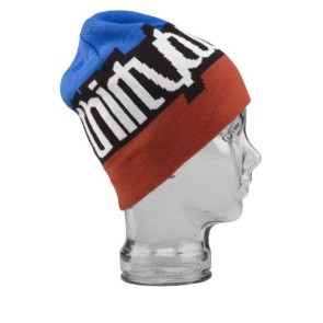 Thirty-two Fifty Fifty beanie blue-orange