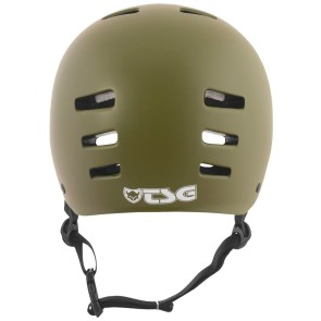 TSG Evolution Skatehelm satin Olivgrün