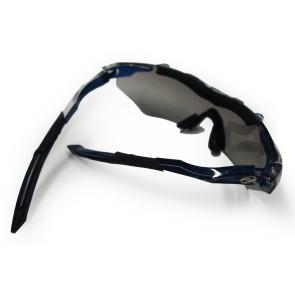 Zeal Slipstream BMX klar blau - grau verlaufend