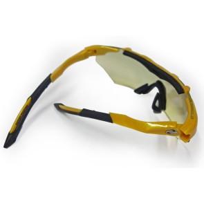 Zeal Slipstream BMX gelb metallic - grau verlaufend