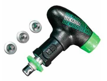 Demon T-Ratchet screw driver multi tool