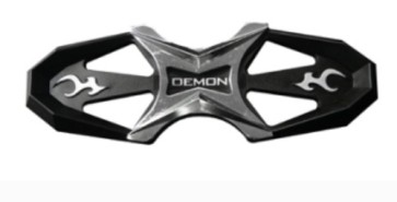 Demon Quattro Hybrid Stomp black