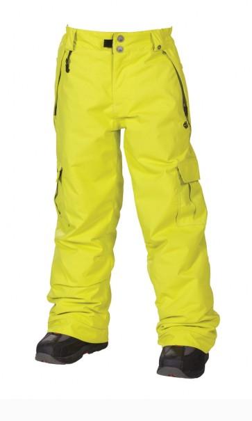 686 Mannual Ridge insulated pants acid youth
